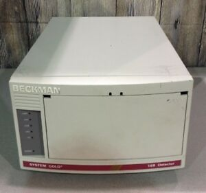 Beckman Coulter System Gold 168 Detector for Parts Only