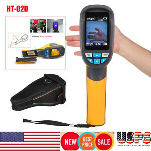 Ht 02 Handheld Thermal Imaging Camera 20 300 Ir Infrared Thermometer Image Rt