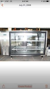 Silverking Counter Top Refrigerated Display Case
