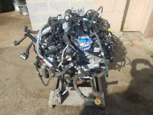 Engine 2 7l Turbo Vin P 8th Digit Fits 15 16 Ford F150 Pickup 287285