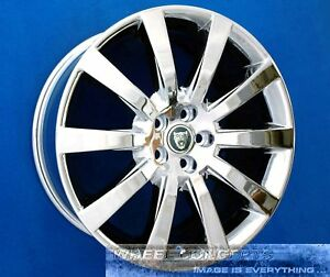 Jaguar Xk Xkr Xj Xjr 19 Chrome Wheel Rim Xk 8 R Carelia 19x8 5 Single Calisto