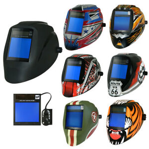 Arcone Vision Welding Helmet With Intelligent Darkening Digital Idf81 Filter