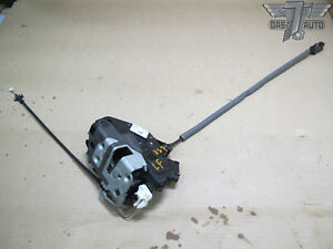 15 18 Ford Focus Mk3 Rs Front Left Driver Power Actuator Door Lock Latch Oem