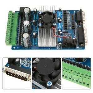Tb6560 Cnc 3 Axis Stepper Motor Driver Board Controller For Engraving Machine Ml