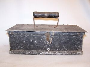Antique Tractor Tool Box