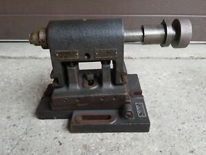 Weldon End Mill Sharpening Fixture Grinder Tool Cutter Sharpener