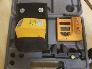 Pacific Laser Systems Pls 60541 Self leveling 5 Beam Plumb And Level Point to po