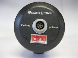 Decatur Genesis Ii Police Radar Antenna
