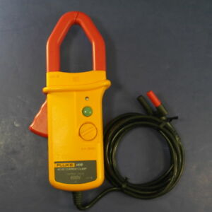 Fluke I410 Ac dc Current Clamp Very Good Condition See Details