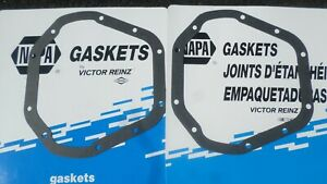 Quantity 2 Victor P18562 Gaskets For Dana 60 70 Rear End Differential Cover