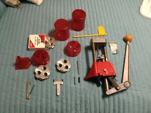 Lee Classic Turret Reloading Press - With Many Accessories - Previously Owned