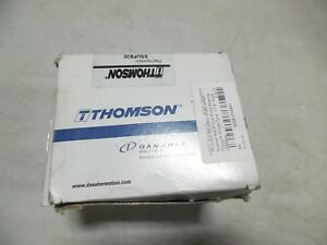 Thomson Ssufb20 Bushed Ball Pillow Block Bearing Flanged 1 1 4 Shaft Diameter
