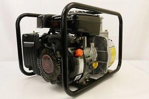 4 stroke 1 1 2 Inch 2 3 Hp Gas Powered Portable Water Pump