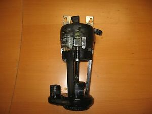 Used Manitowoc 115 Volt Water Pump