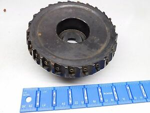 Sandvik 6 Indexable Face Mill Part Ra260 75 152r38 16h