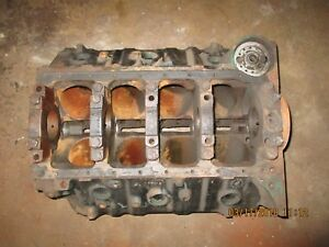 4 Bolt Main 454 427 Big Block Chevrolet B 21 6 3874470 Bare Block