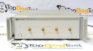 Hp Agilent Keysight 8511a 4 channel 26 5 Ghz Frequency Converter With Warranty
