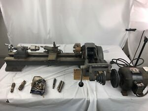 Craftsman Metal Lathe Model 101 21400 Aka Atlas 618
