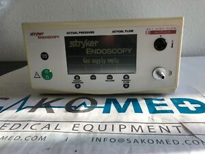 Stryker Endoscopy 40 L Highflow Insufflator 0620 040 001