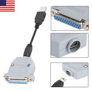 For Mach3 Controller Usb To Paralle Uc100 Cnc Usb Controller Usb To Parallel Us