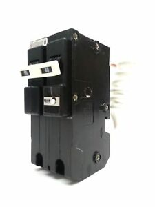 Ge Thql2160gf1 60 Amp 2 Pole Plug In Gfci Ground Fault Circuit Breaker