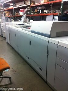 Canon Imagepress 7011 7011vp Color Copier With A3300 Server