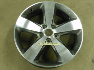2014 2015 2016 Jeep Grand Cherokee 20 Inch Machined Face Wheel 14 15 16 Oem