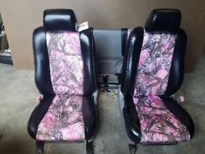05 06 07 08 Toyota Tacoma Extended Cab Front Bucket Seats Rear Seats Access