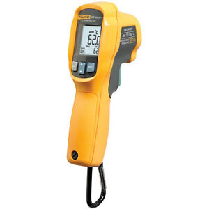 Fluke 62 Max Infrared Thermometer W dual point Laser