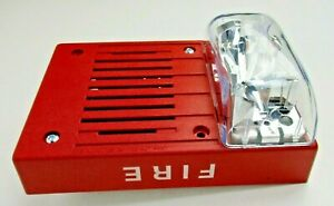 new Simplex 4906 9128 Ceiling Mounted Multi candela Strobe Non addressable