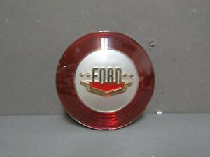 50 Ford Horn Ring Emblem Button