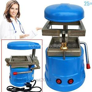 New Design Dental Solid Steel Powerful Vacuum Forming Molding Former Machine