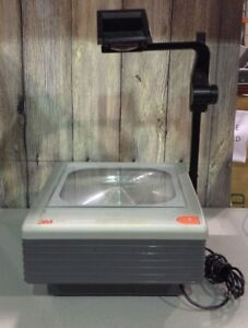 3m 9050 Professional Overhead Transparency Projector tested