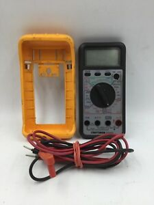 Craftsman Digital Multimeter model 82408