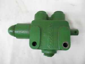 Reel Lift Valve For John Deere 45 55 95 105 Combines ah16419
