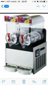 Commercial Slushie Machine