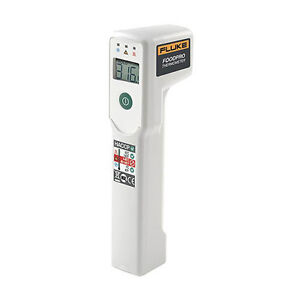 Fluke Fp Foodpro Food Safety Infrared Non contact Thermometer