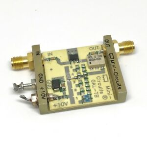 50 1000mhz 10v Amplifier Mini Circuits Gali 4 Adch 80a