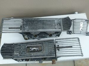 1969 Mercury Cougar Grill Complete