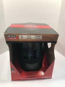 Lincoln Electric K2800 1 Fixed shade Welding Helmet 10 Lens Quantity 1
