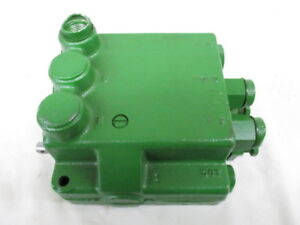 Reel Variable Speed Control Valve For John Deere 55 95 105 Combines ah63564