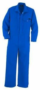 Workrite Flame Resistant 6 Oz Nomex Iiia Industrial Coverall Snap Wrist 50