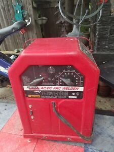 Ac dc 225 125 Arc Welder In Good Working Order Used But Not Abused Local Pick