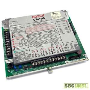 Bosch D7412g Security Alarm Control communicator Panel Board Assembly