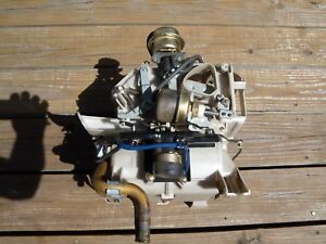 Conquest Starion Heater Core Box Assembly 87 88 89 Controls Mb568613