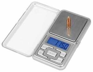 Durable DS-750 Digital Reloading Scale with LCD Display for Reloading