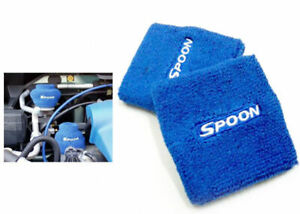 Spoon Sports Reservoir Cover Sock Honda Acura Civic Integra Eg Dc Ek S2000 Da Ef
