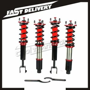 36 Ways Adjustable Coilover Suspensions For 2009 14 Acura Tsx 08 12 Honda Accord