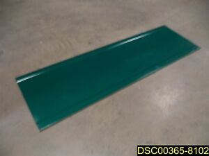Qty 25 30 X 9 Aluminum Blank Traffic Signs Coated With Green Nikkalite