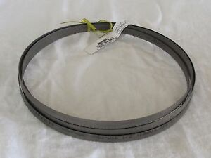 Starrett 99186 12 10 Metal Band Saw Blade 12 10 X 1 2 X 0 025 10 14 p Nos